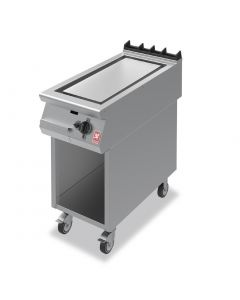 This is an image of a Falcon F900 Smooth Griddle on Mobile Stand Natural Gas G9541