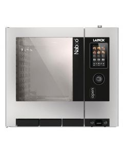 This is an image of a Lainox Naboo 10x21 - 20x11 GN Oven Gas (Direct)