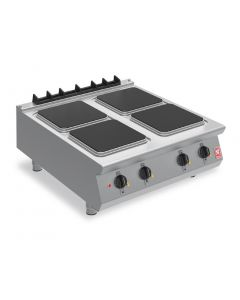This is an image of a Falcon F900 Four Hotplate Boiling Top E9084