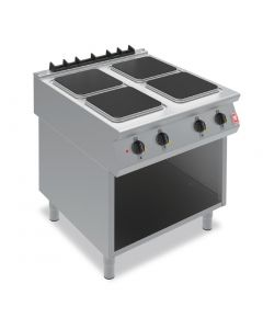This is an image of a Falcon F900 Four Hotplate Boiling Top on Fixed Stand E9084