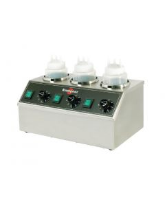 This is an image of a Electric Topping Warmer 3 Bottles