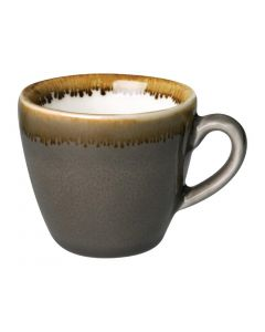 This is an image of a Olympia Kiln Smoke Espresso Cup - 85ml 3oz (Box 6)
