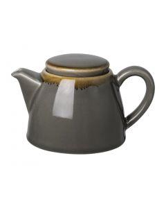 This is an image of a Olympia Kiln Smoke Teapot - 510ml 18oz (Box 4)