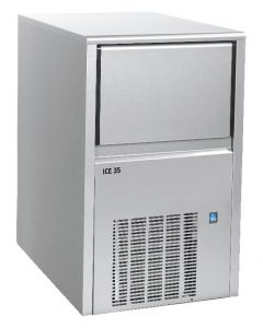 This is an image of a Maidaid Ice 35 icemaker