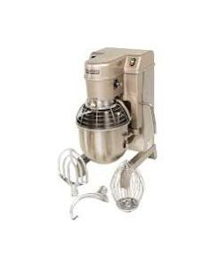 This is an image of a Hobart Bench Mixer with Bowl Beater Whip and Hook - 20Ltr (Direct)