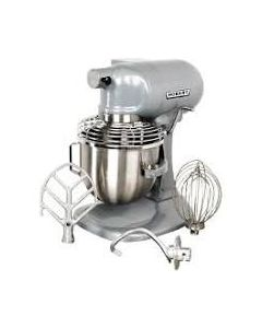 This is an image of a Hobart N50 Bench Mixer with Bowl Beater Whip and Hook - 5Ltr (Direct)