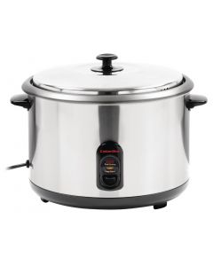 This is an image of a Caterlite Compact Electric Rice Cooker