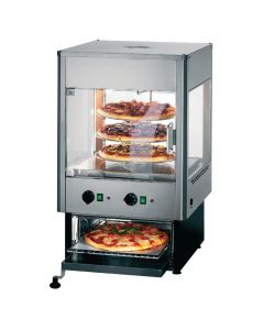 This is an image of a Lincat Pizza Warmer UM50