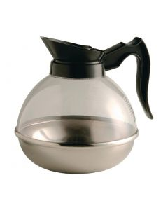 This is an image of a Coffee Jug Polycarb with StSt Base - 17Ltr