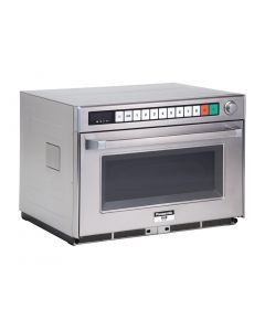 This is an image of a Panasonic Gastro Large Cavity Microwave - 18kW (Direct)