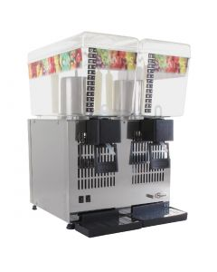 This is an image of a Santos Cold Drink Dispenser - 2 Bowl x 12Ltr
