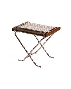This is an image of a Cinders Lightweight Propane Gas Barbecue Slimfold SG80