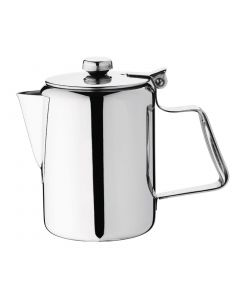 This is an image of a Olympia Concorde Coffee Pot StSt Mirror Finish - 450ml 16oz