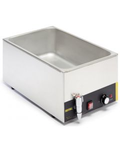 This is an image of a Buffalo Bain Marie with Tap (without Pans)