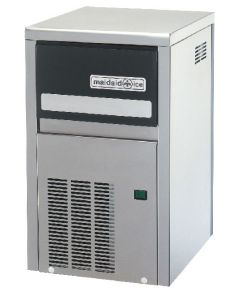 This is an image of a M22-5 Icemaker StSt Cabinet