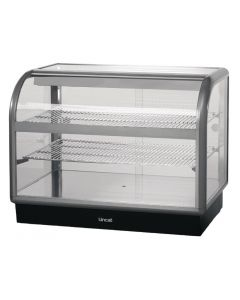 This is an image of a Lincat Seal 650 Curved Front Ambient Merchandiser C6A100S