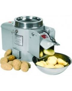 This is an image of a Metcalfe NA10 45kg Potato Peeler Aluminium