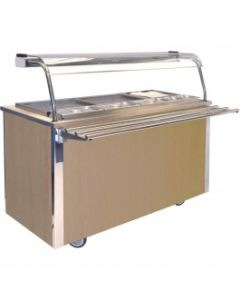 This is an image of a Moffat Versicarte Carvery Unit vccv4