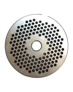 This is an image of a Santos StSt Plate 8 holes 3mm for K309 (Direct)