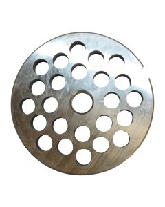 This is an image of a Santos StSt Plate 8 holes 10mm for K309 (Direct)