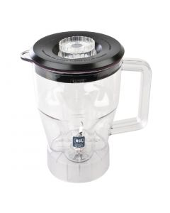 This is an image of a Waring Jug with Blade and Lid Polycarbonate - 2Ltr CAC59 ref 032592