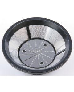 This is an image of a Sieve Basket with Shredder Plate