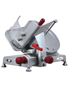 This is an image of a Metcalfe NS300HD Heavy Duty Gravity Feed Slicer (Direct)