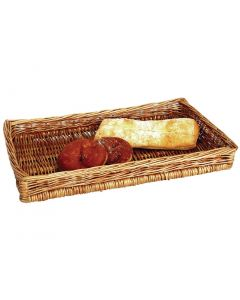 This is an image of a Counter Display Basket 510 x 255mm