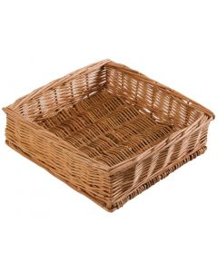"""This is an image of a Table Basket - 3x10x10"""""""
