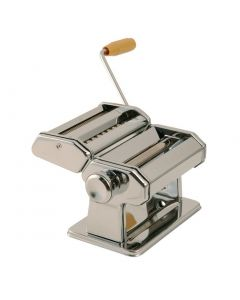 This is an image of a SPECIAL OFFER Vogue Pasta Machine And Ravioli Cutter Combo
