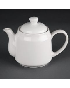This is an image of a Athena Hotelware Beverage Pot - 430ml 15oz (Box 16)