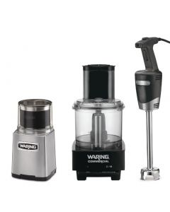 This is an image of a Waring Commercial Kitchen Prep Pack