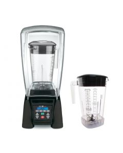 This is an image of a Waring Xreme Hi-Power Blender MX1500XTXSEK with Additional Jar