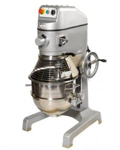 This is an image of a Metcalfe SP40HI 40Ltr Freestanding Planetary Mixer - 1 Phase (Direct)