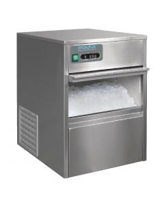 This is an image of a Polar Under Counter Ice Machine 20kg Output