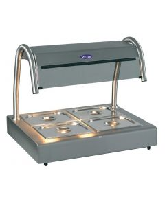 This is an image of a Victor Caribbean Bain Marie Topper CTB2