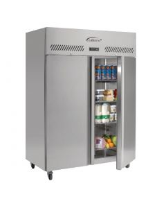 This is an image of a Williams Jade 2 Door 1295Ltr Cabinet Fridge HJ2-SA-HC