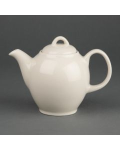 This is an image of a Olympia Ivory Teapot - 15oz (Box 4)