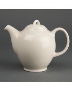 This is an image of a Olympia Ivory Teapot - 25oz (Box 4)