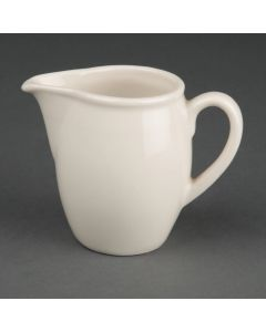 This is an image of a Olympia Ivory Milk Jug - 5oz (Box 6)