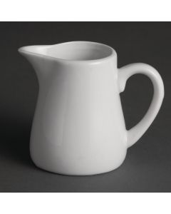 This is an image of a Olympia Whiteware Jug - 6oz (Box 6)