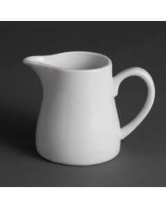 This is an image of a Olympia Whiteware Jug - 305ml 1075oz (Box 6)