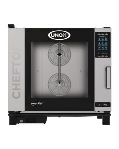 This is an image of a Unox CHEFTOP MINDMaps PLUS 6xGN 21 Electric Combi (Direct)