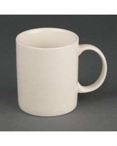 This is an image of a Olympia Ivory Standard Mug - 284ml 10oz (Box 12)