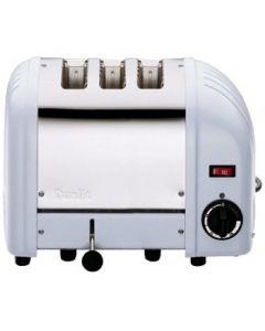Dualit 3 Slice Vario Toaster Glacier Blue 30145