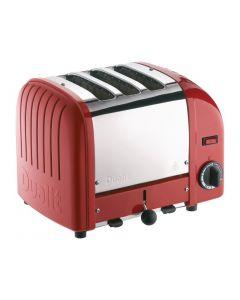 Dualit 3 Slice Vario Toaster Red 30085