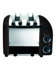 Dualit 2 Slice Vario Sandwich Toaster Black 21100