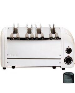 Dualit 4 Slice Sandwich Toaster Black 41037