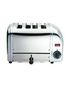Dualit Bun Toaster 4 Bun White 43022