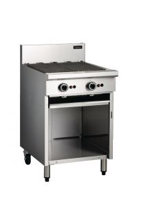 Blue Seal Cobra Natural Gas Chargrill CB6